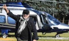 vasco elicottero